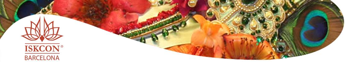 Templo Hare Krishna Barcelona Logo